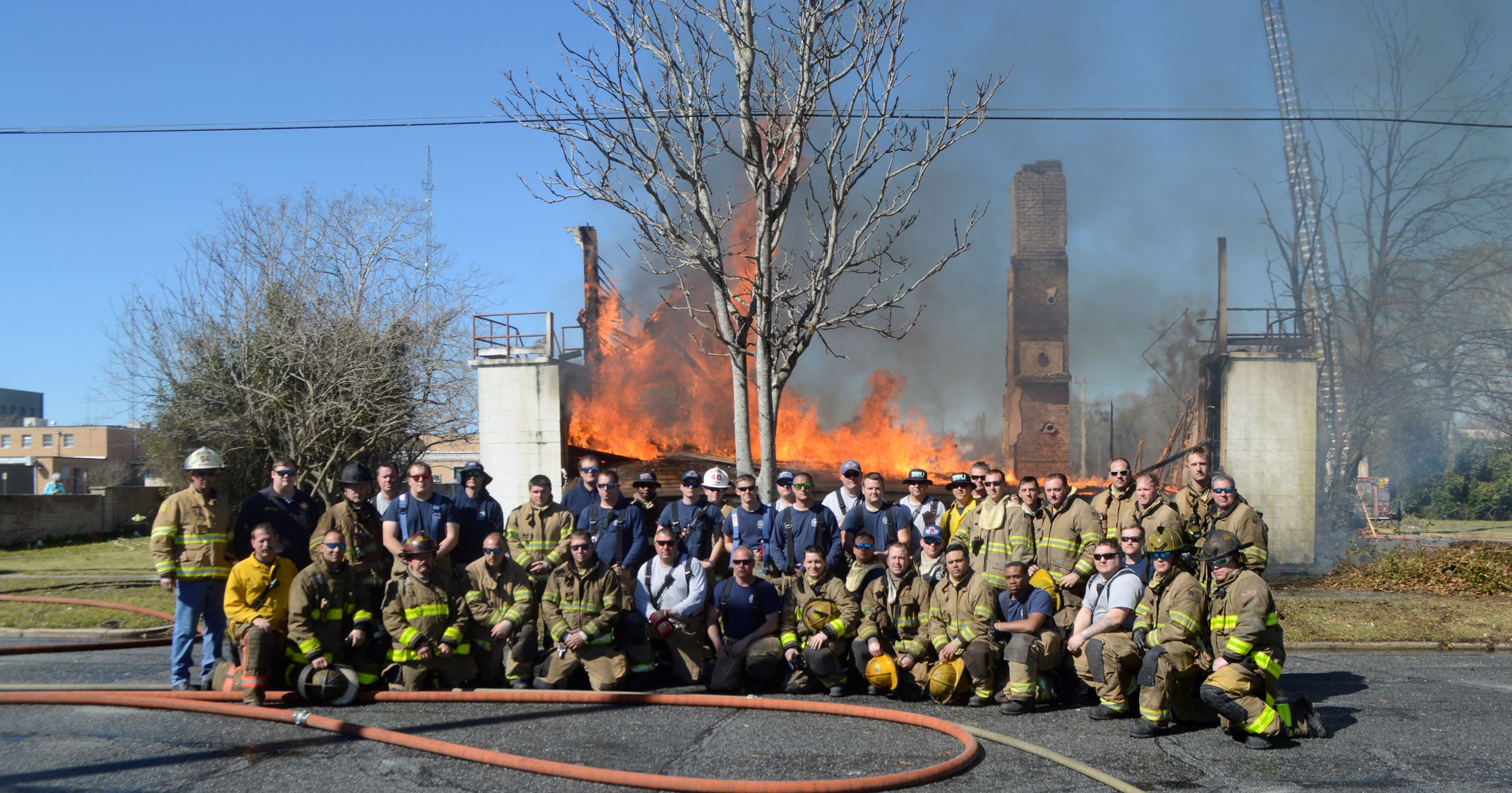 Kinston Fire and Rescue